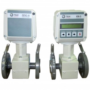 Комплект электромагнитного теплосчетчика КМ-5, Ду-25