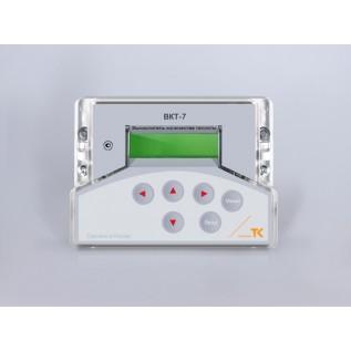 Поверка вычислителя количества теплоты ВКТ-7