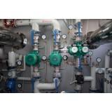 Техническое обслуживание автоматизированного теплового узла с распечаткой показаний ПУТЭ и отчетом в теплоснабжающию организацию
