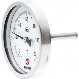 Поверка биметаллических термометров