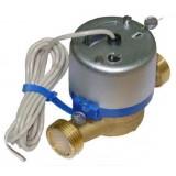 Расходомер с импульсным выходом ВСХд-20 для холодной воды