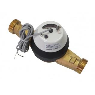 Расходомер с импульсным выходом для холодной воды ВСХНд-25