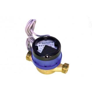 Расходомер с импульсным выходом для холодной воды ВСХд-15-02